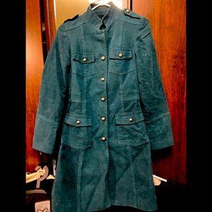 Le Chateau Suede Jacket XXS